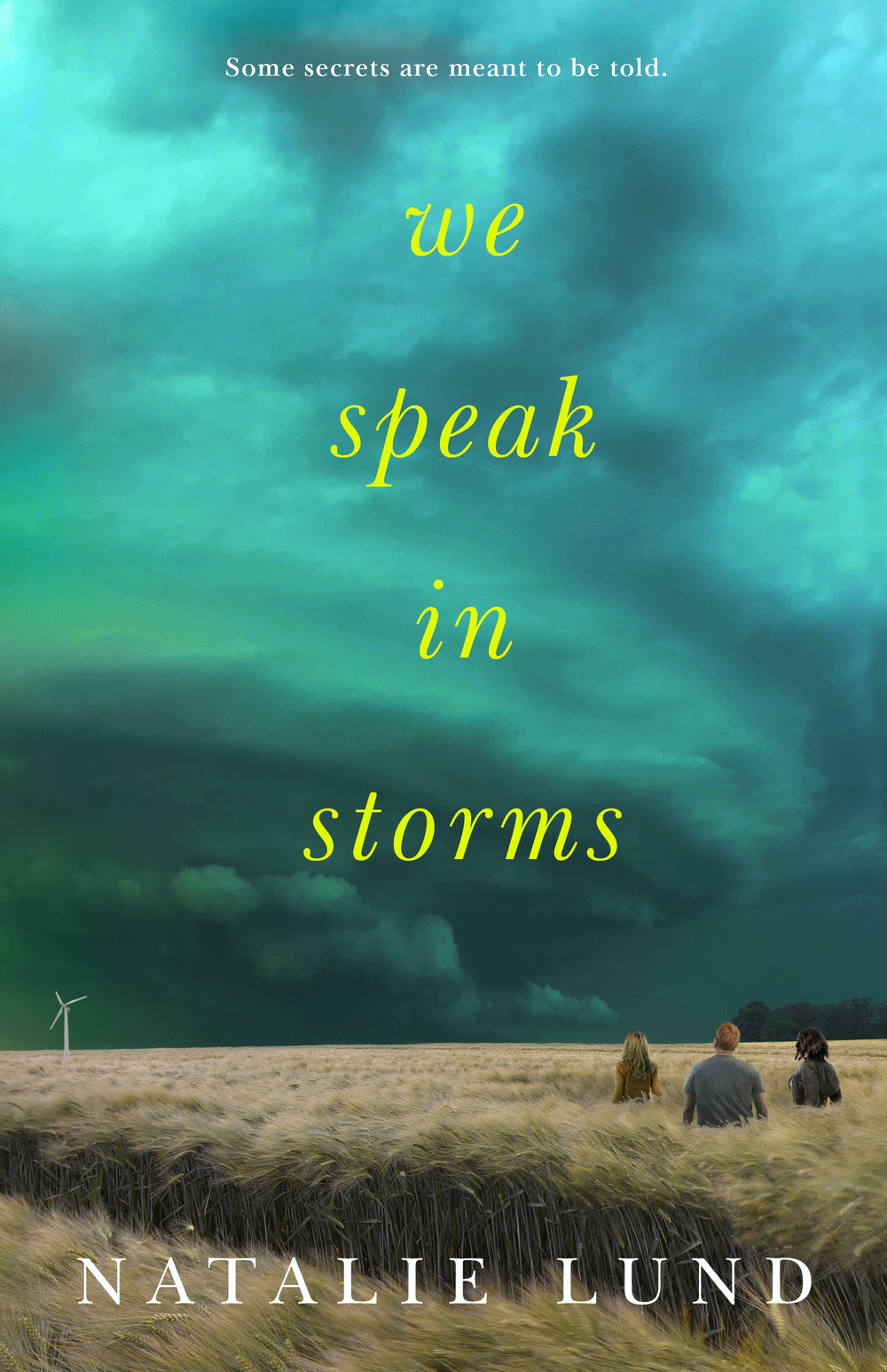 Coming soon - It's been more than fifty years since a tornado tore through a drive-in movie theater in tiny Mercer, Illinois, leaving dozens of teens — a whole generation of Mercerites — dead in its wake. So when another tornado touches down in the exact same spot on the anniversary of this small-town tragedy, the town is shaken.For Brenna Ortiz, Joshua Calloway, and Callie Keller, the apprehension is more than just a feeling. Though they seem to share nothing more than a struggle to belong, the teens' paths continue to intersect, bringing them together when they least expect it, and perhaps, when they need it most. Both the living and the dead have secrets and unresolved problems, but they may be able to find peace and move forward–if only they work together.