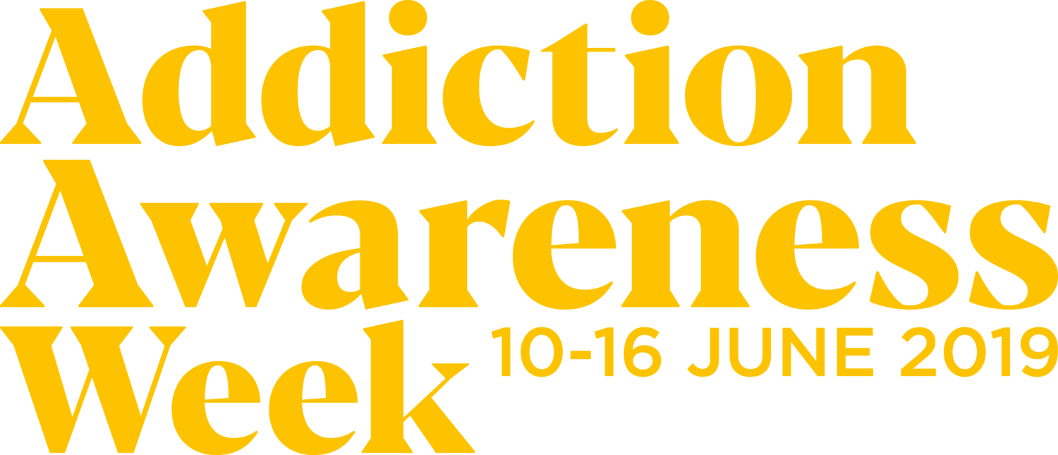 Addiction Awareness Week