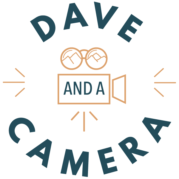 Dave and a Camera