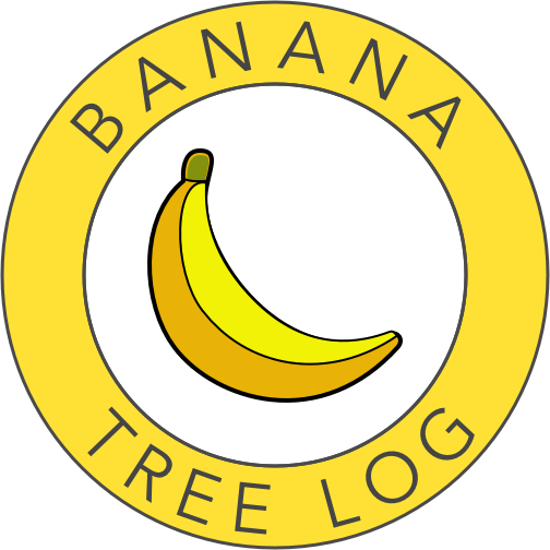 Banana Tree Log