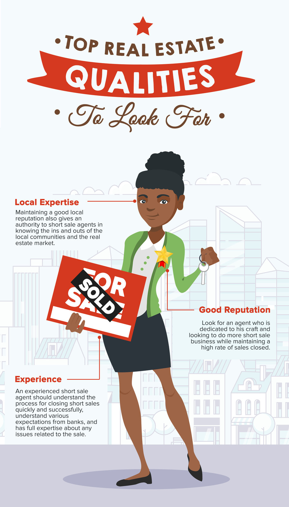 Top Qualities To Look For in A Short Sales Agent