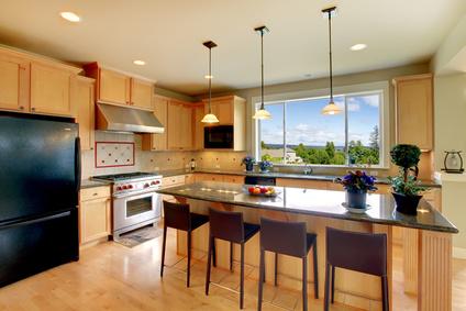 Kitchen Remodeling in Plano - Utilizing Kitchen Islands