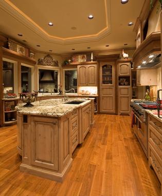 Replace or Refinish Kitchen Cabinets in Your Remodeling Design