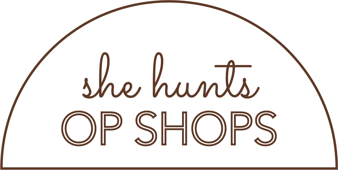 She Hunts Op Shops | Melbourne Op Shops