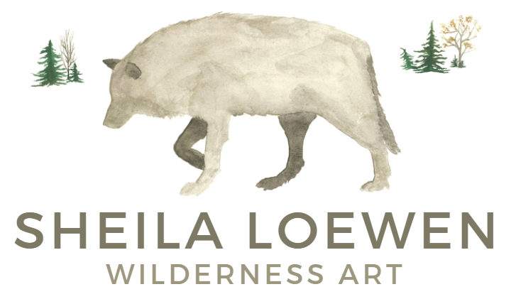 Sheila Loewen Wilderness Art