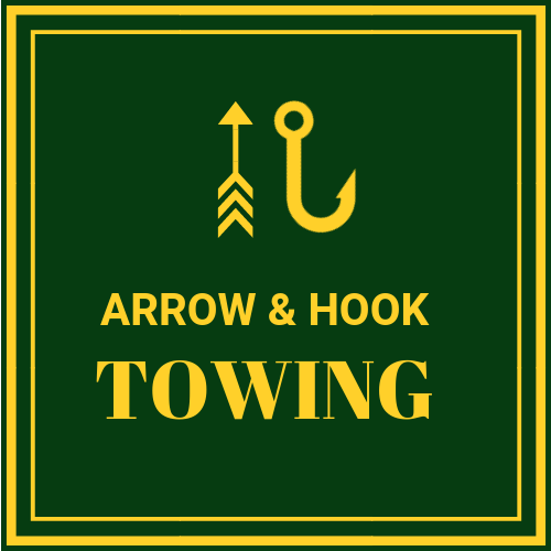 Arrow and Hook Towing