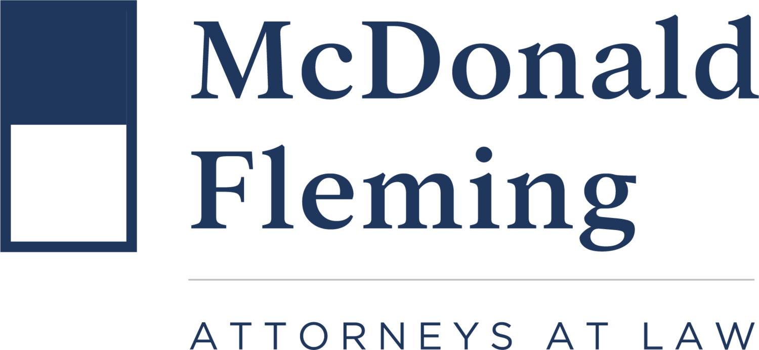 McDonald Fleming Attorneys at Law