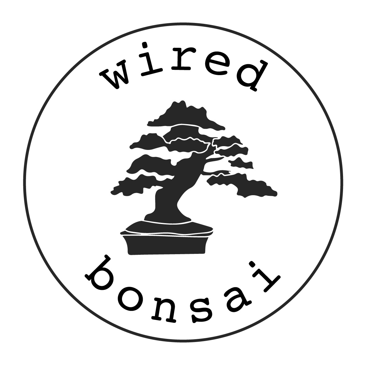 Wired Bonsai