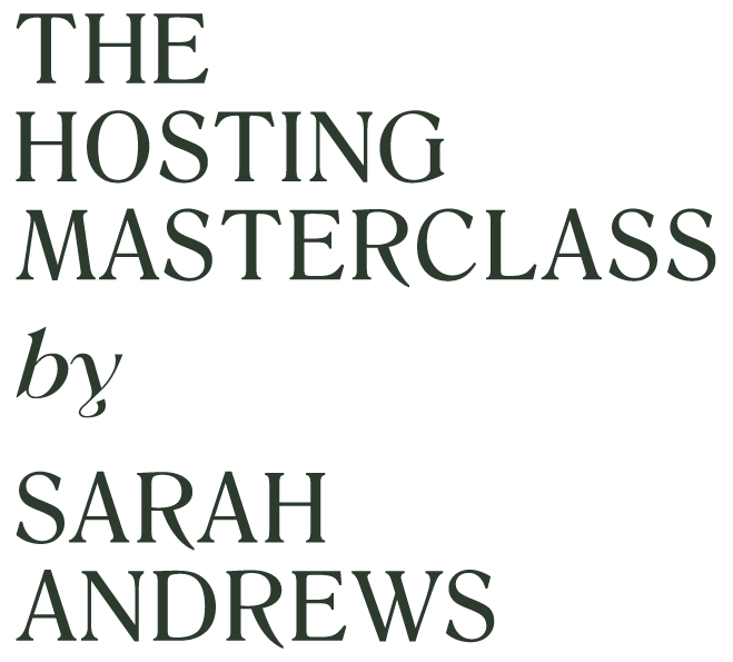 The Hosting Masterclass