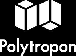 Polytropon logo white.png