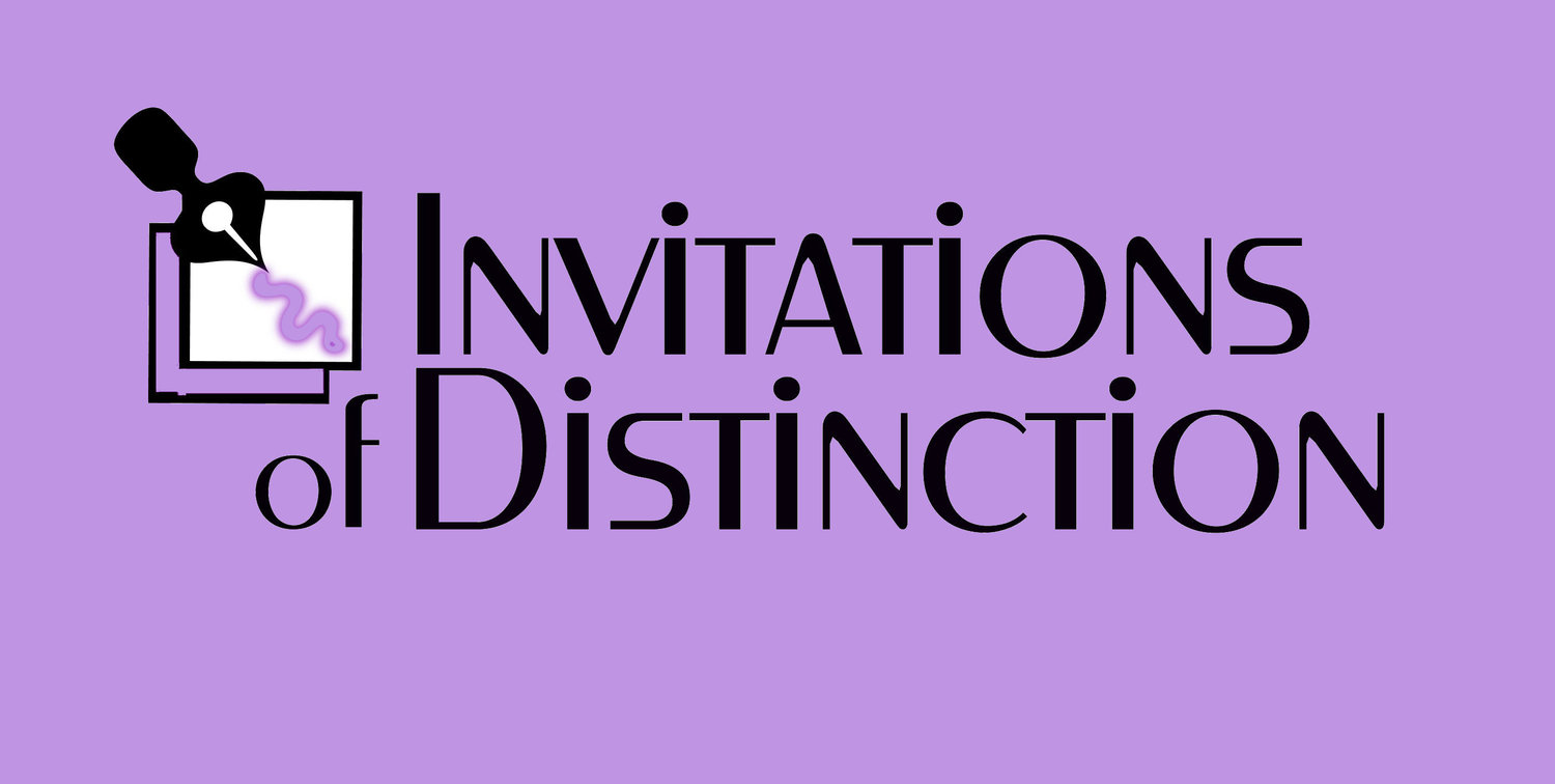 Invitations of Distinction