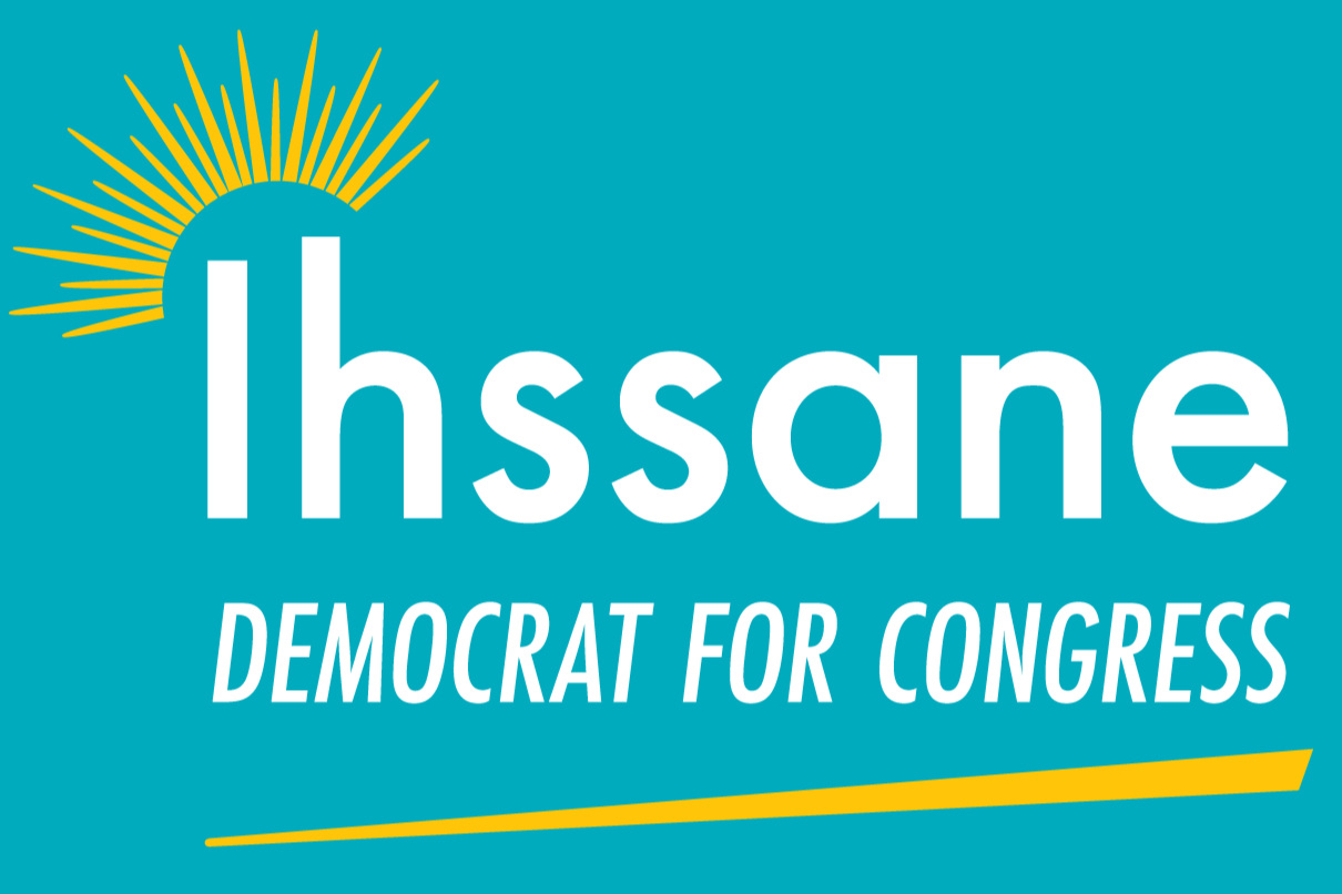 Ihssane Leckey for Congress