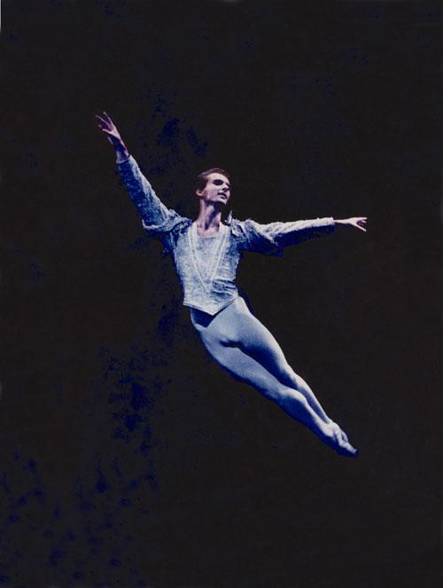 Andrew Ward - Former Royal Ballet Dancer & Soloist Boston Ballet
