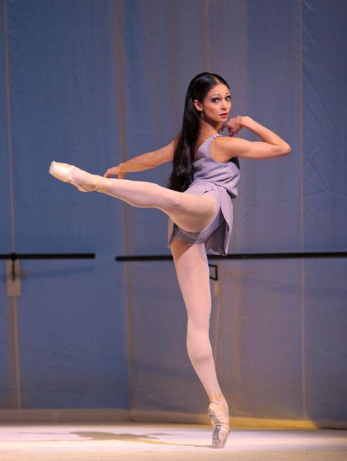 Roberta Marquez - Former Principal Royal Ballet