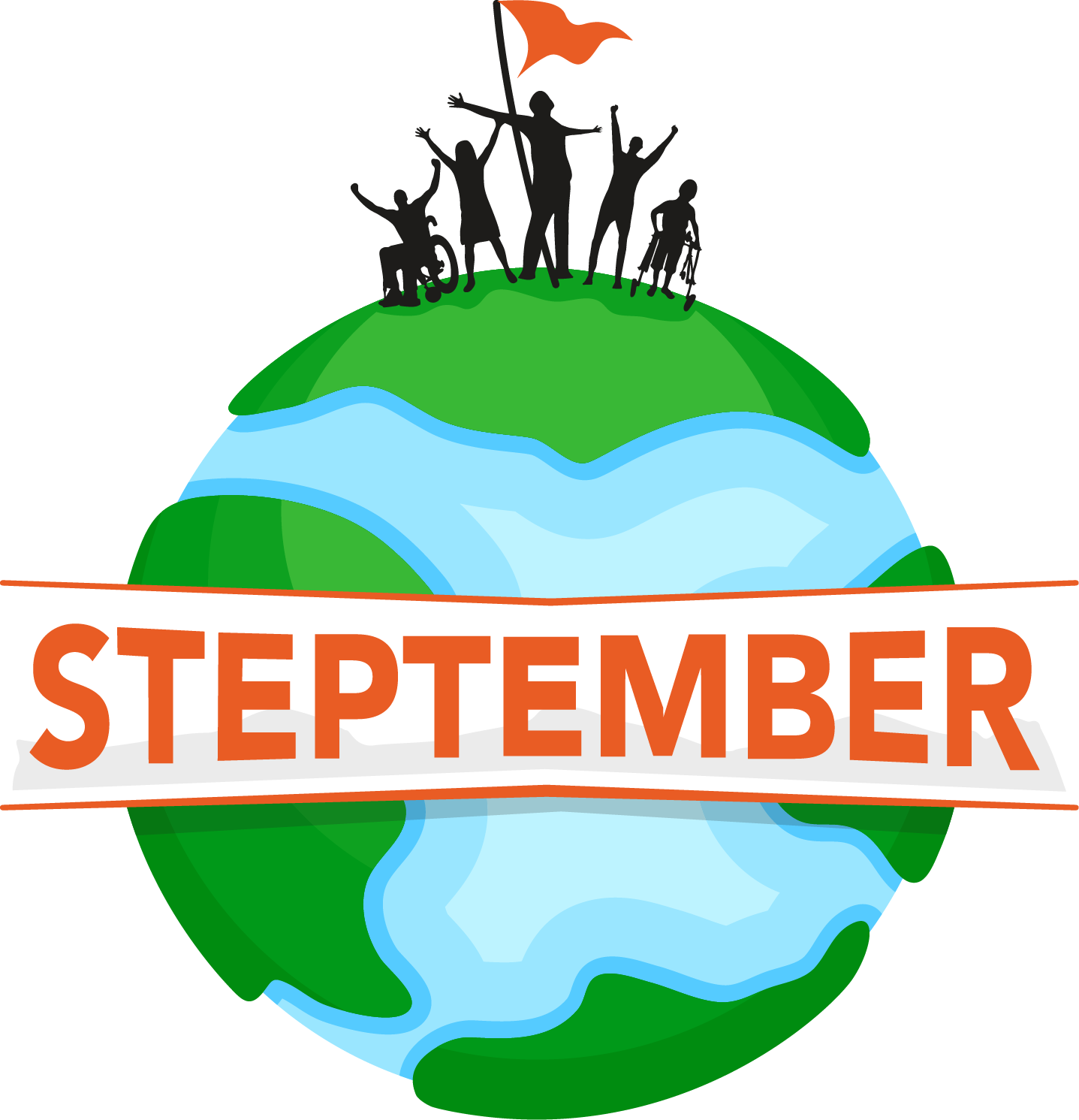 STEPtember. The best move you can make.