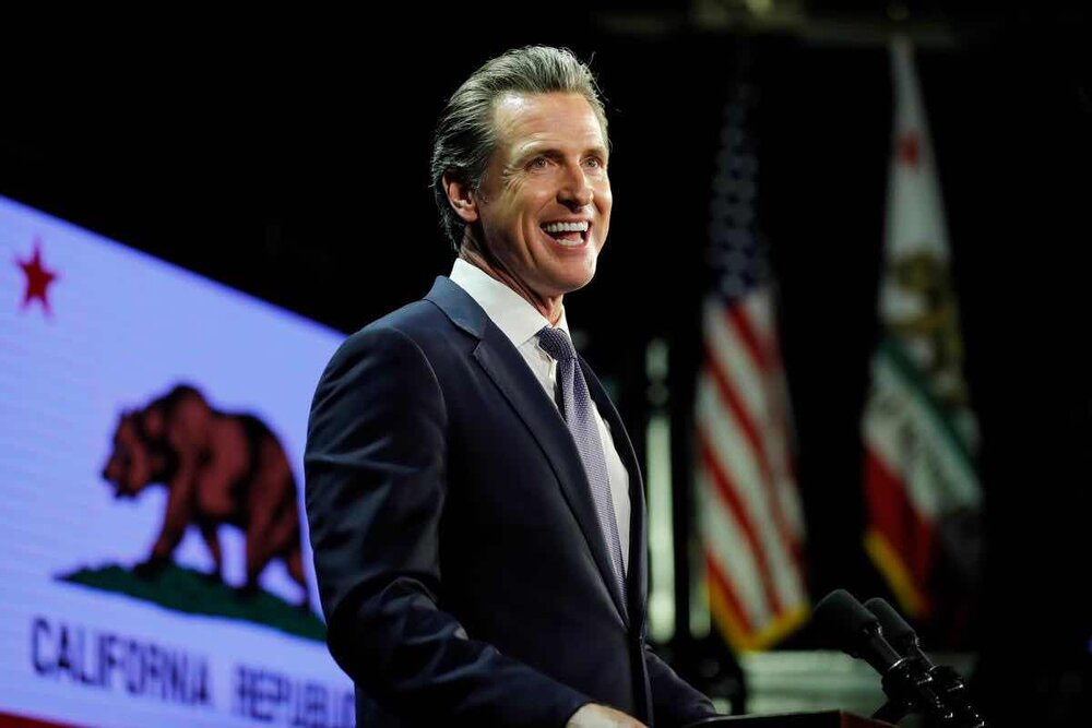 Governor Gavin Newsom Anti-Harassment Bill