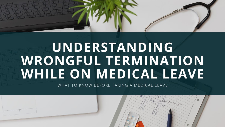 unfair dismissal on medical leave