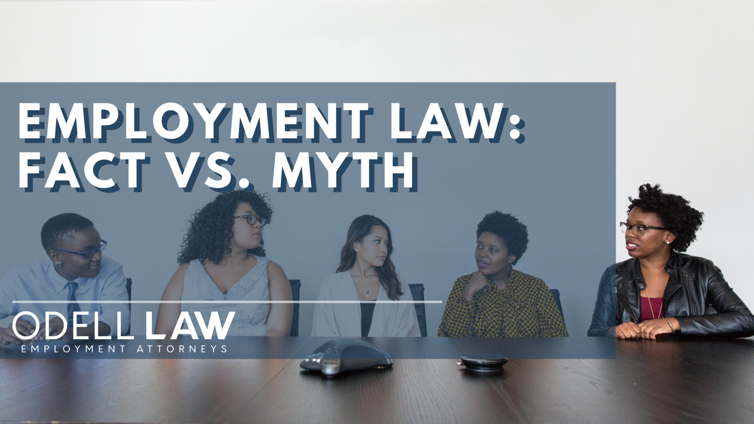 employment law fact vs myth