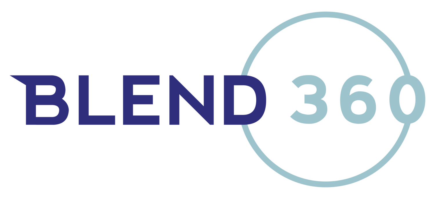 BLEND360 - Marketing, Data Science, MarTech & Talent Solutions