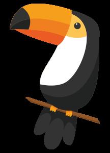 Origami Fox - Bird