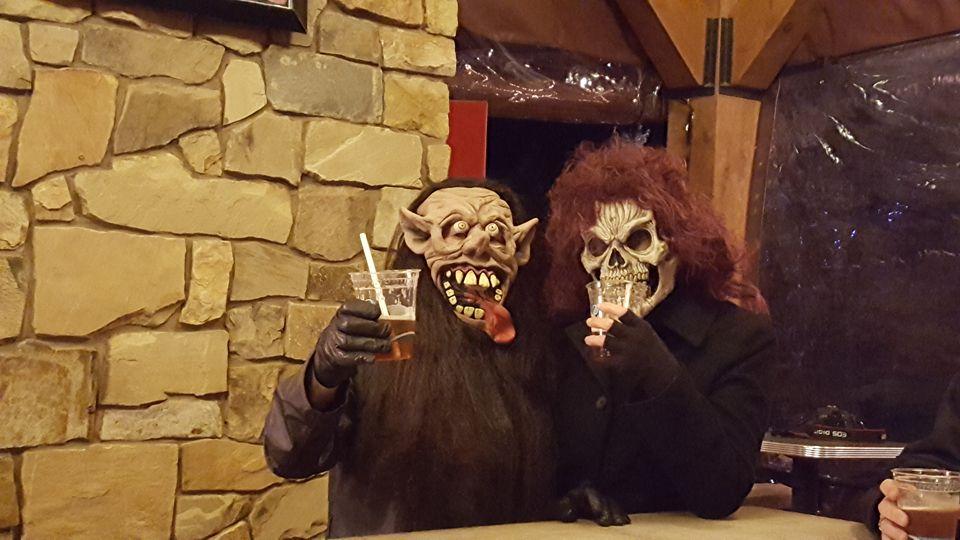 Halloween Horror Fairhaven 2020 Fair Haven Halloween Ball with The Billionaires — Colloca Estate