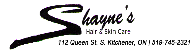 Shayne's hair & skin care