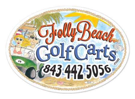 Folly Beach Golf Carts