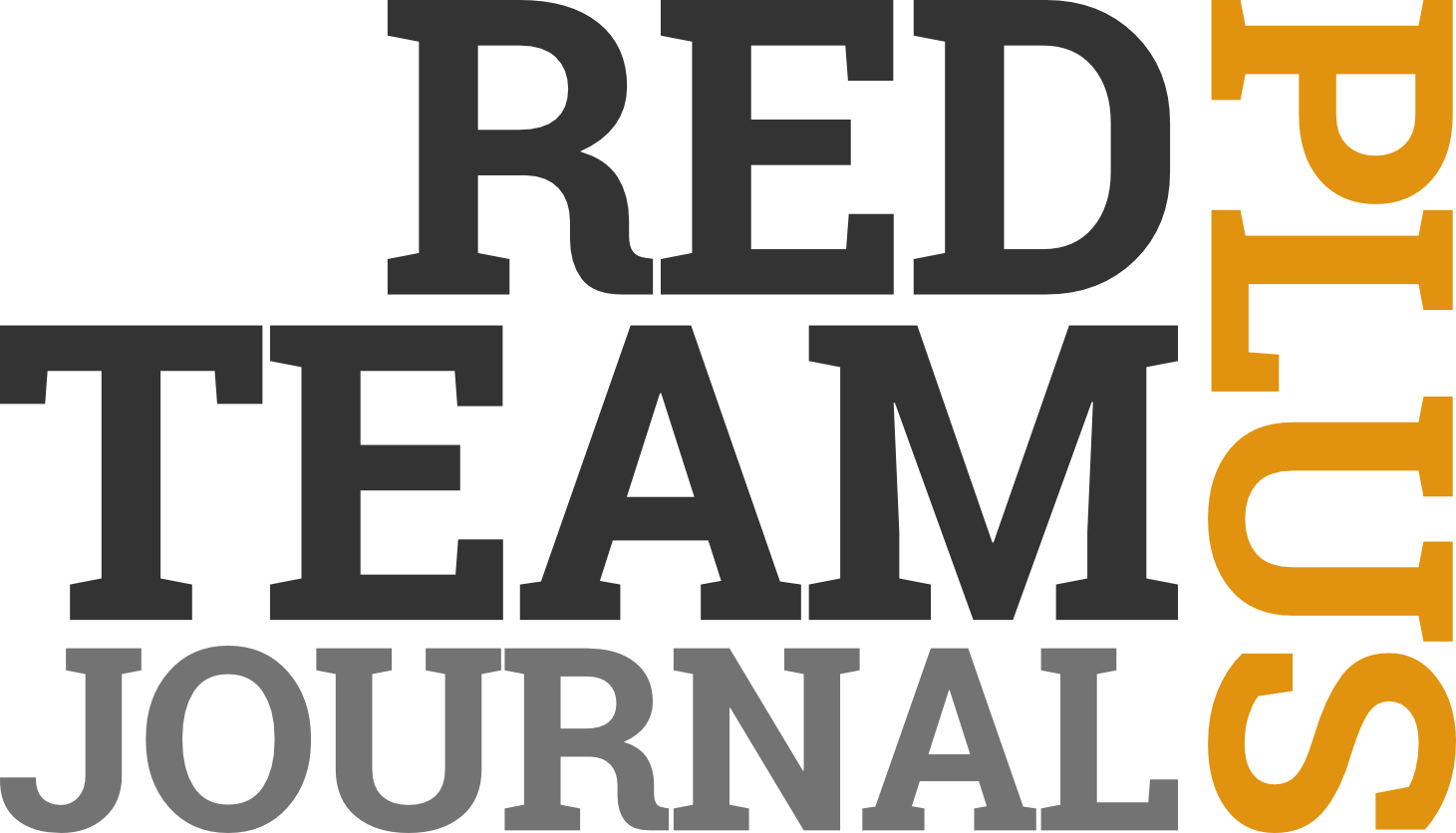 Red Team Journal Plus