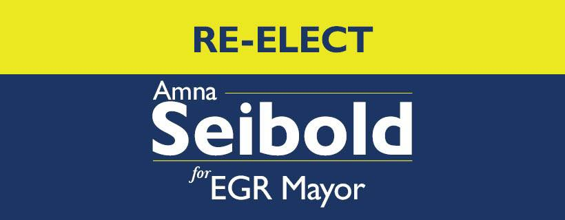 Re-Elect Amna Seibold for EGR Mayor