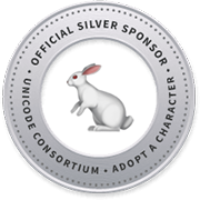 Unicode Silver Sponsor