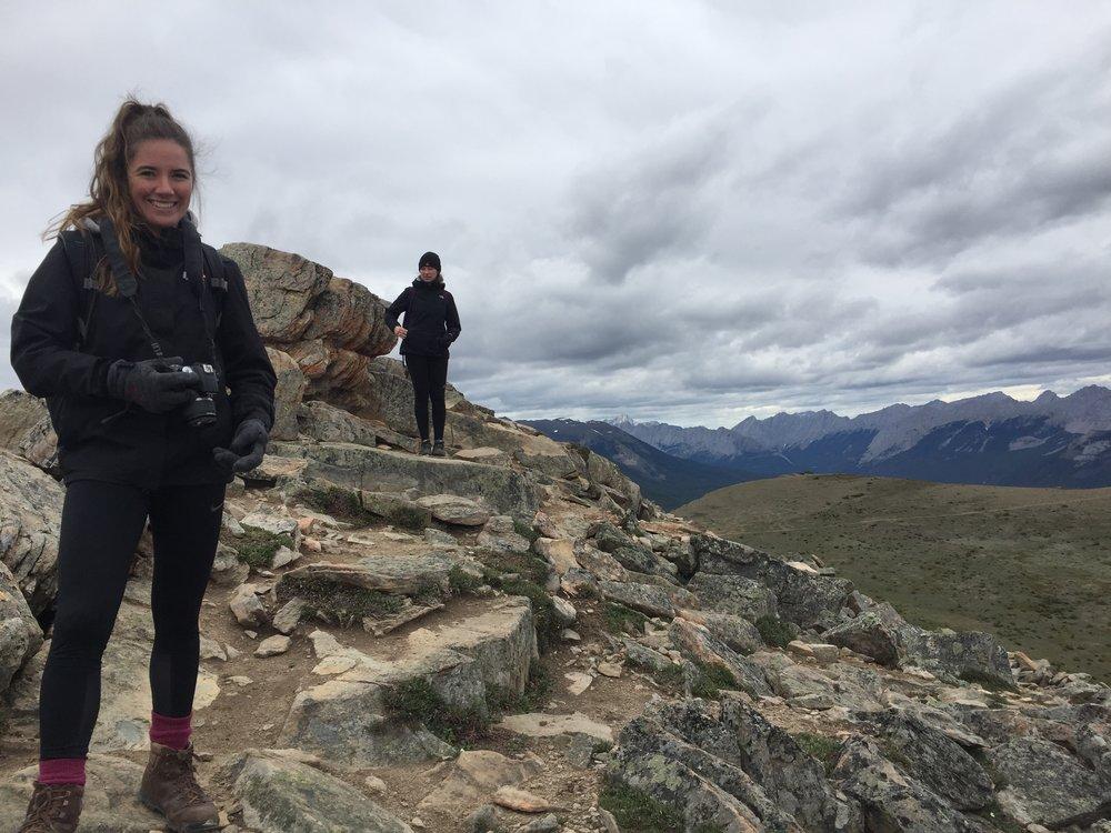 Second Peak of the Bald Hills