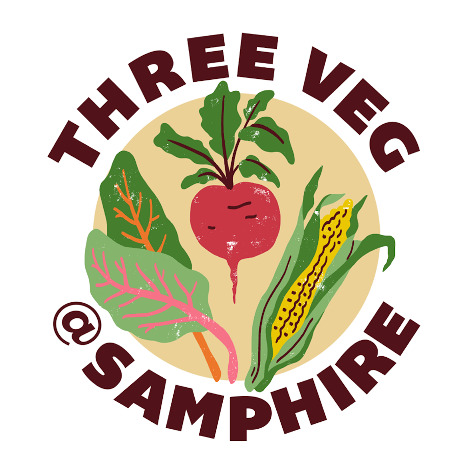Three Veg.