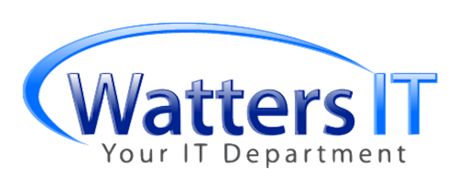 Watters IT - Your IT Department