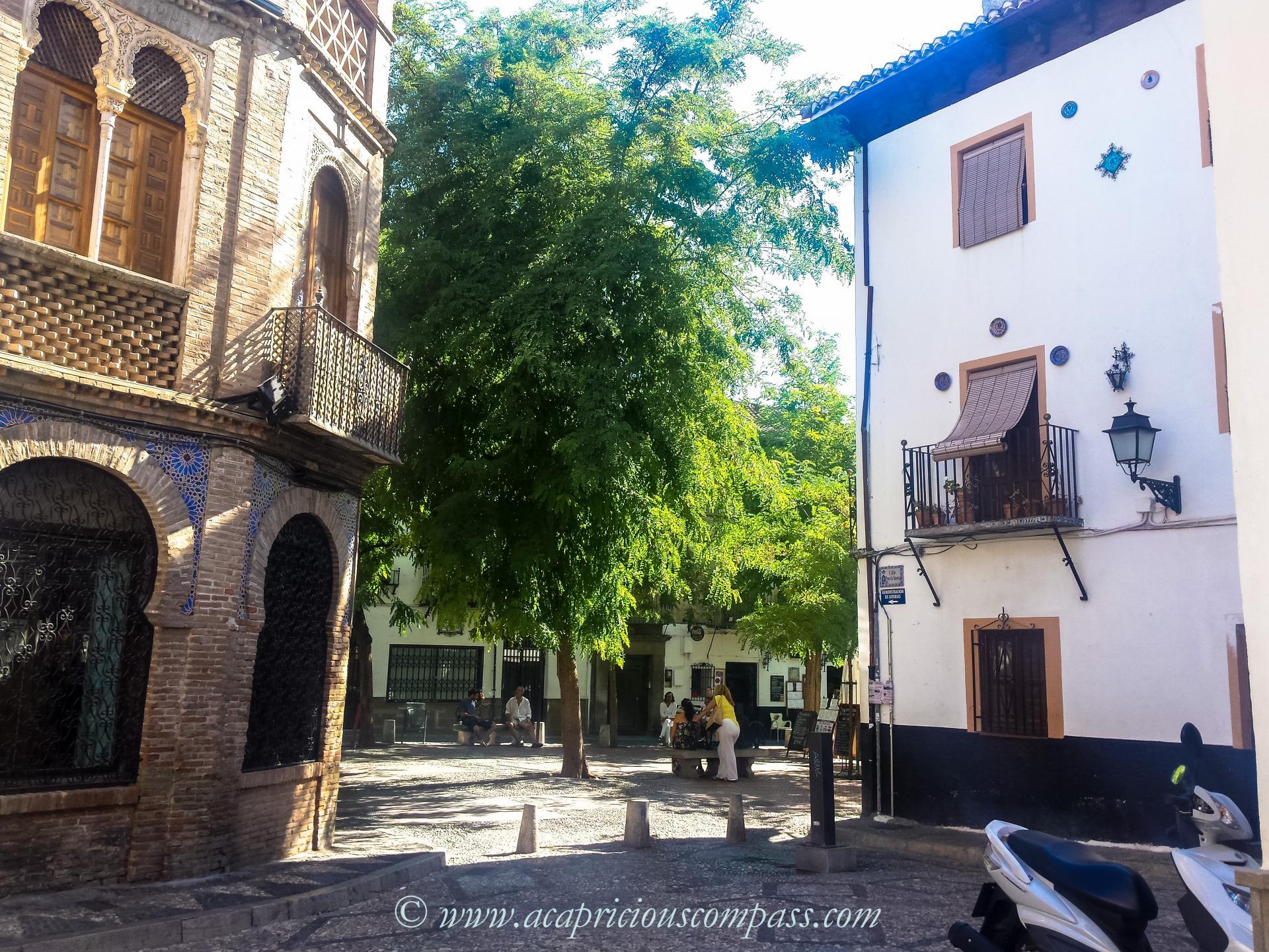 granada tourist attractions