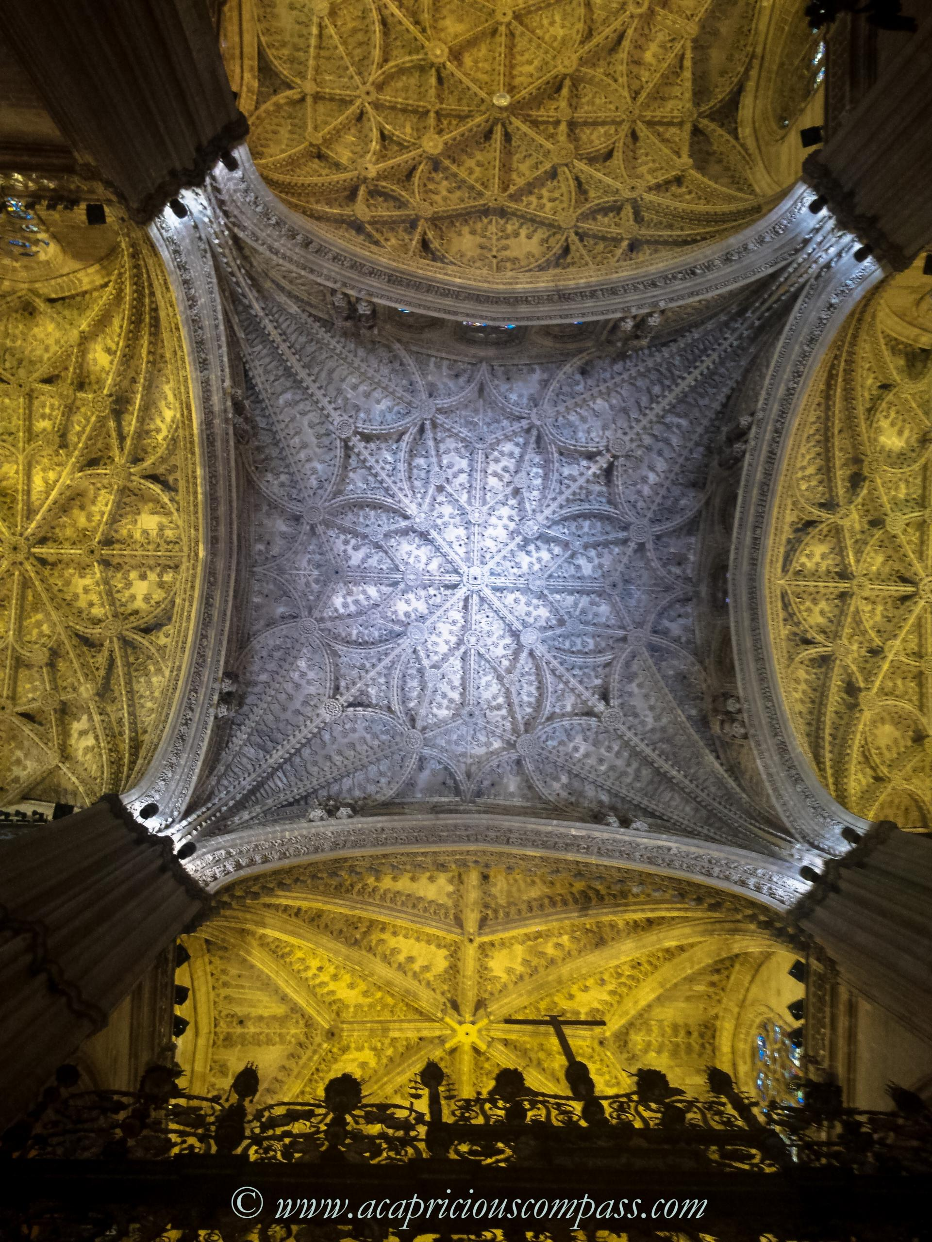 day seville spain cathedral
