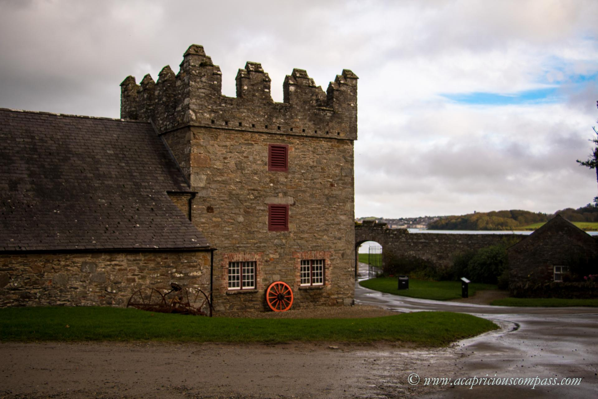 winterfell game of thrones castle ward