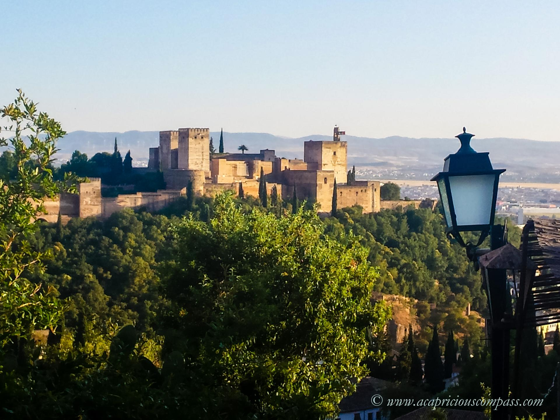 where to stay in granada