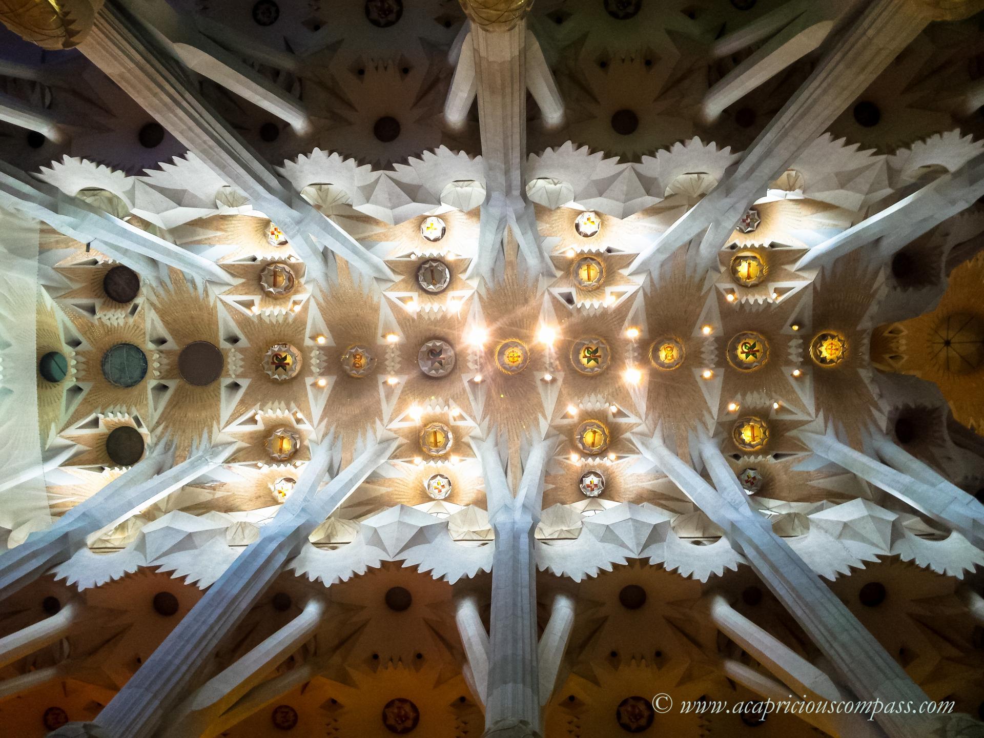 la sagrada familia barcelona church