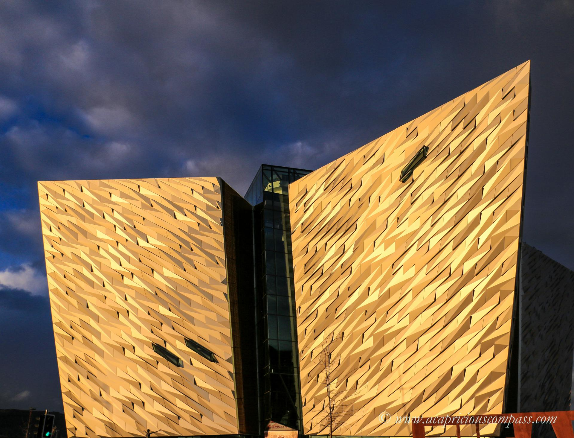 5 day itinerary causeway coastal route titanic belfast