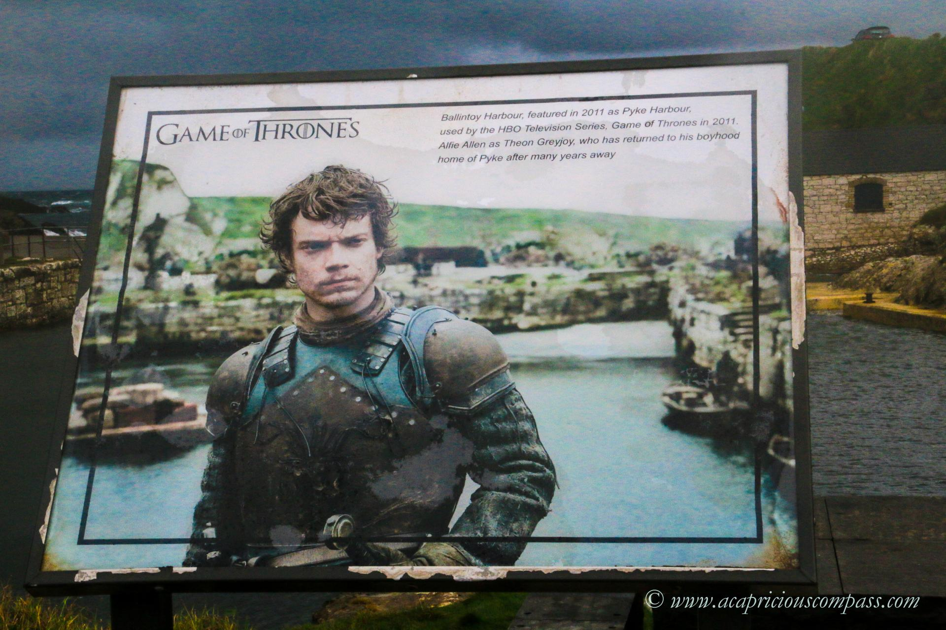 5 day itinerary causeway coastal route game of thrones