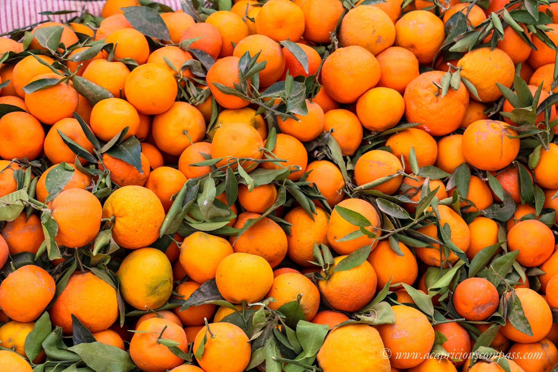 top things to do in Marrakech orange juice