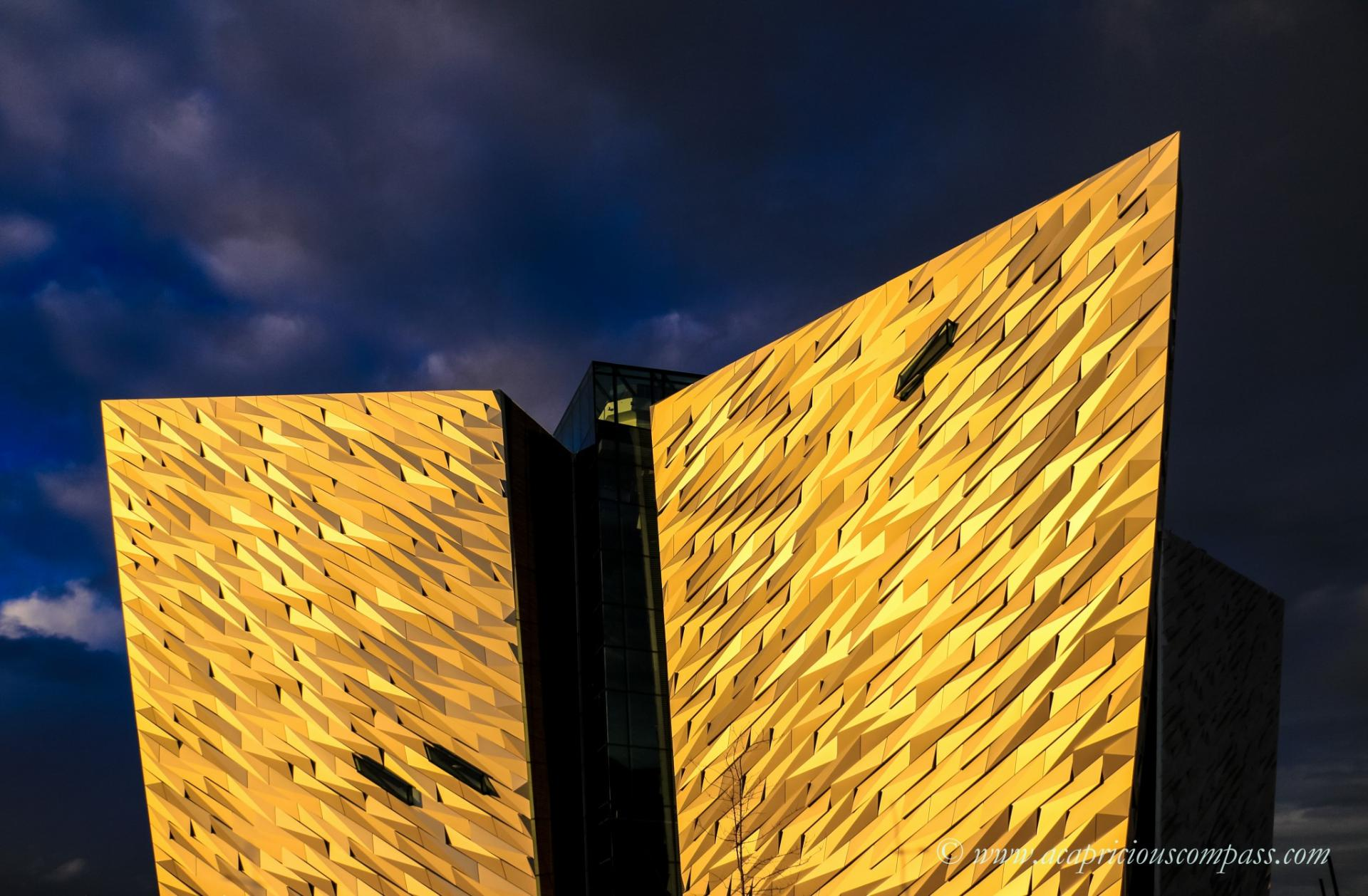 places to visit in belfast titanic