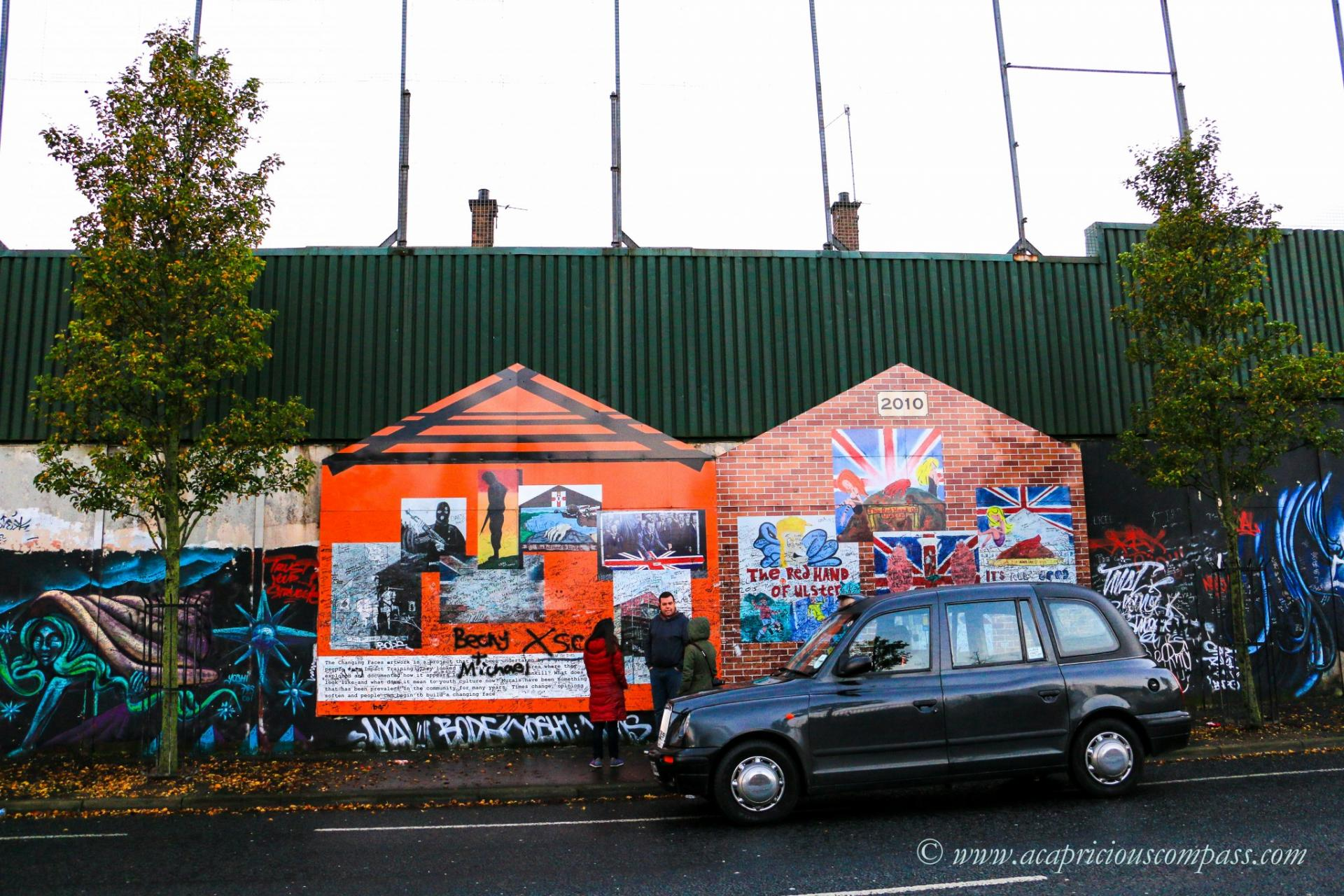 places to visit in belfast shankhill road