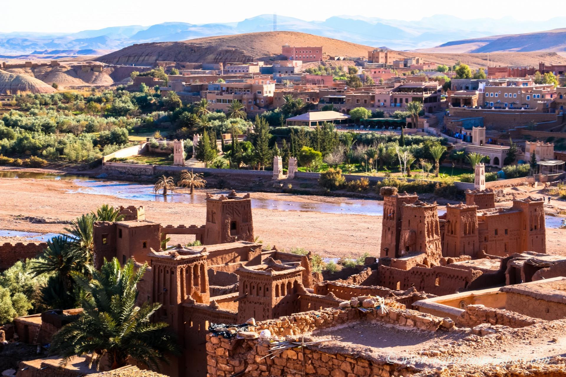 sahara desert morocco ait ben haddou