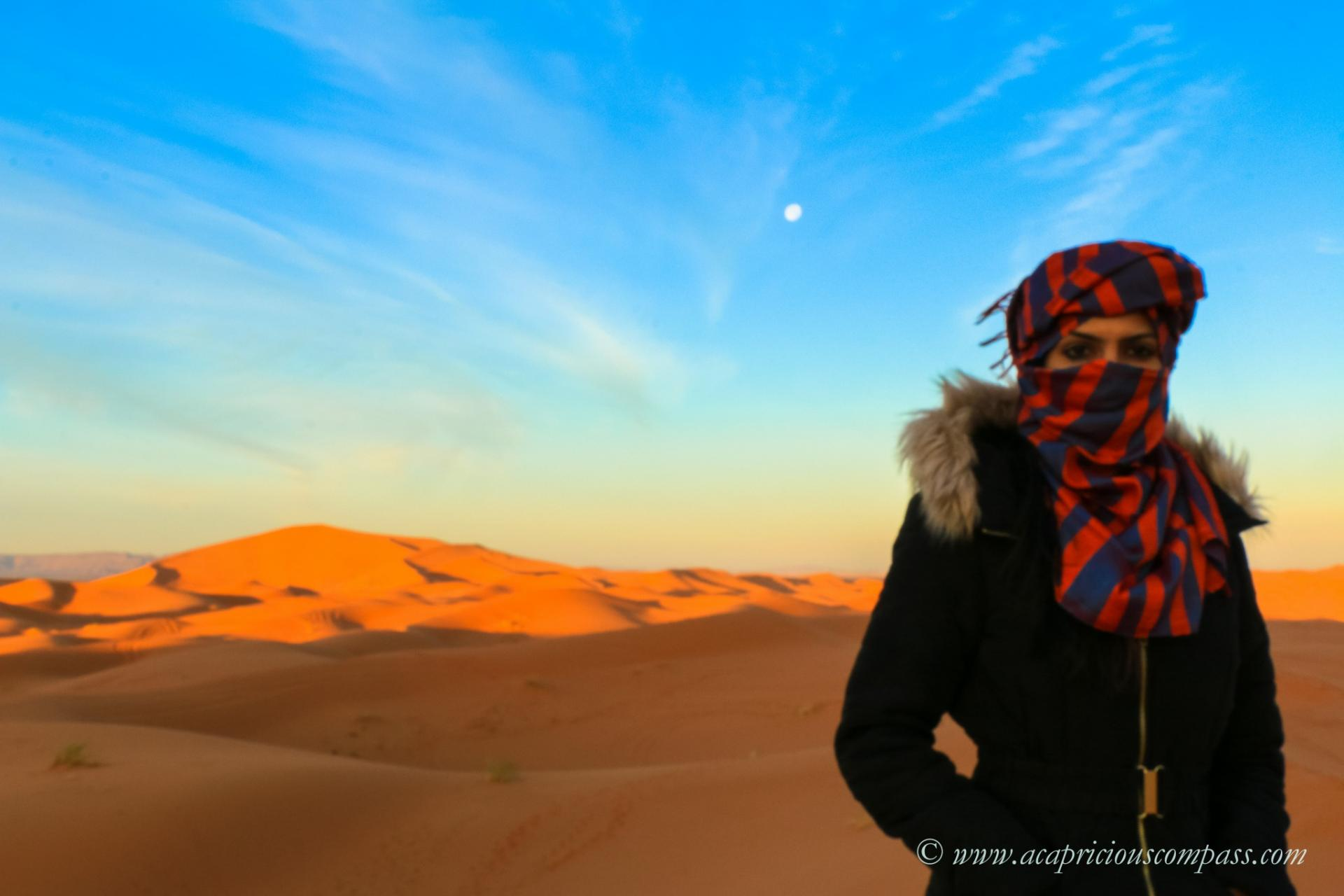 morocco road trip merzouga desert