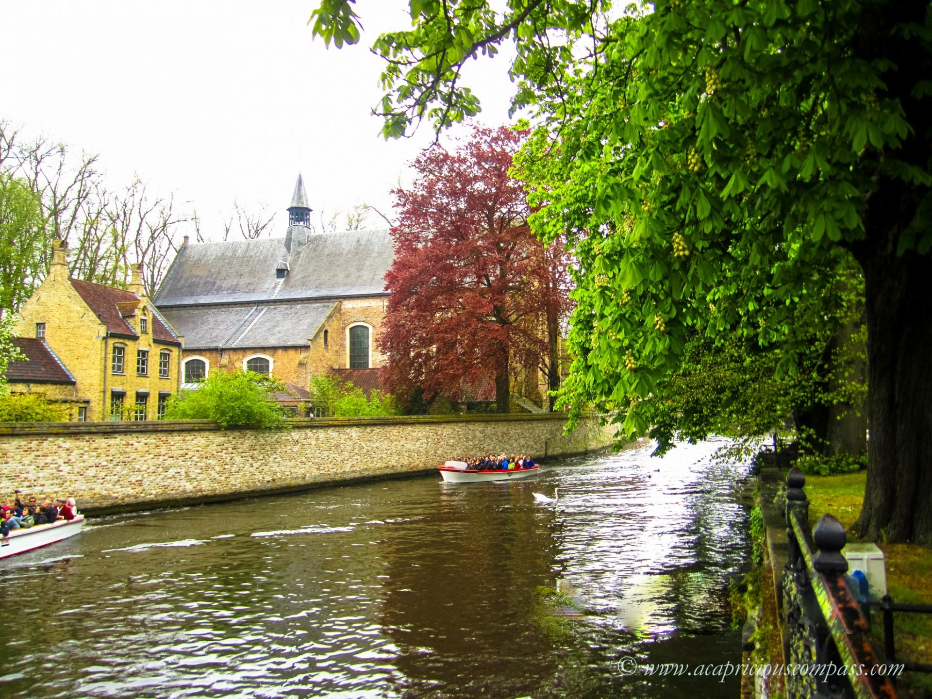 things to do in brugge
