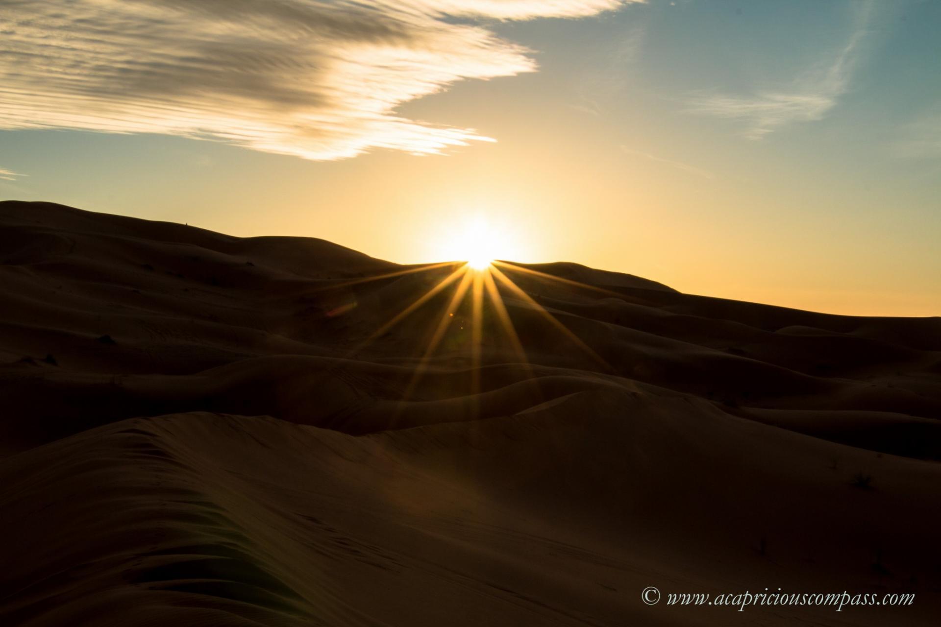 sahara desert morocco merzouga over night