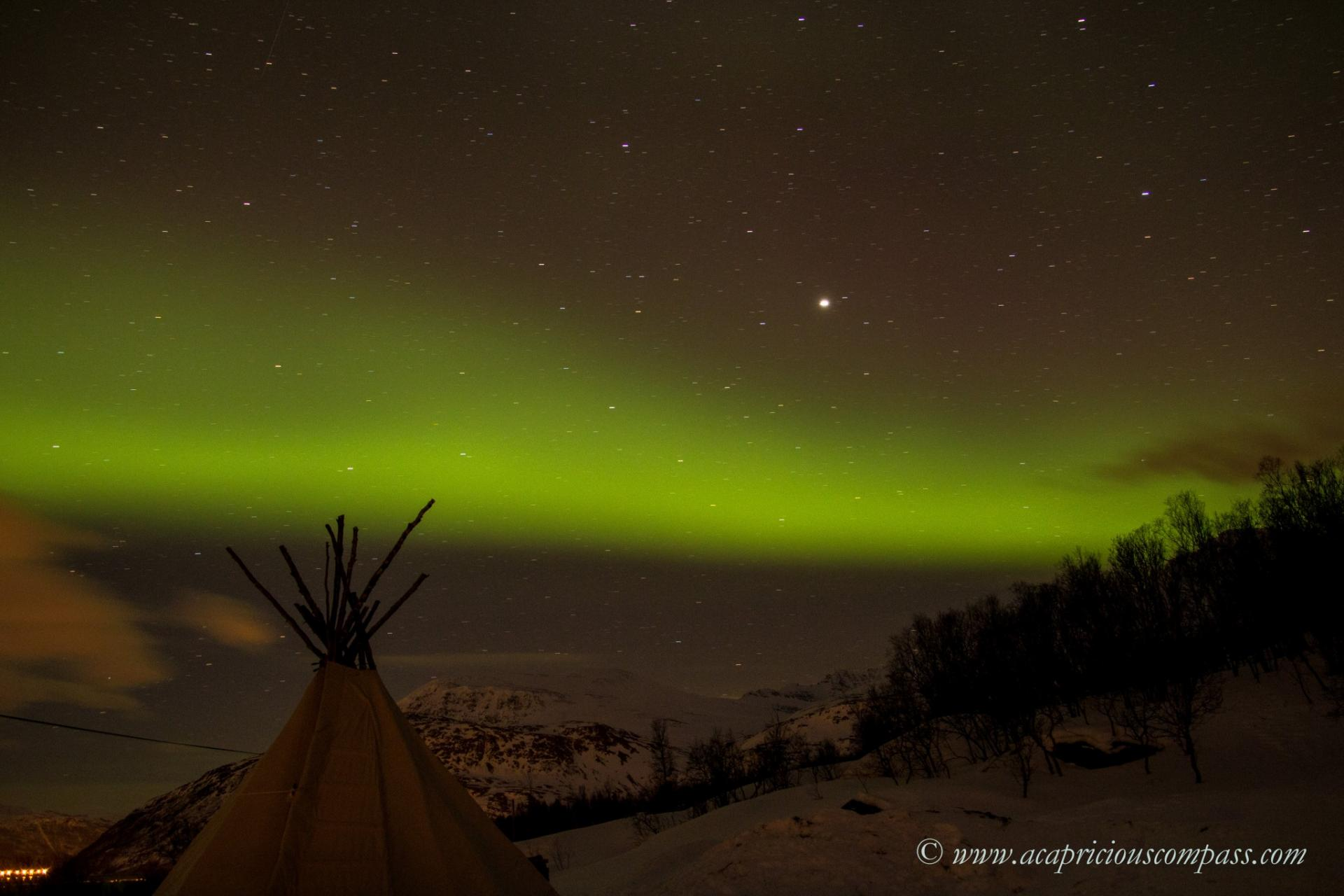 northern lights trips