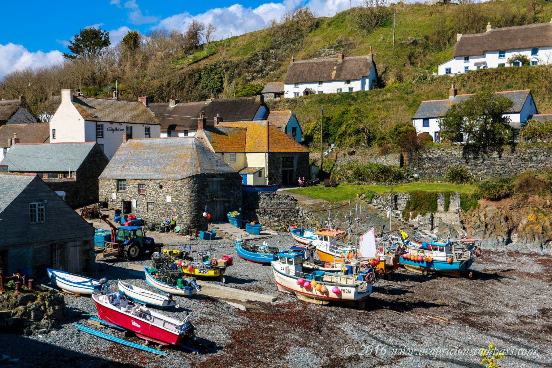 best places to visit in cornwall
