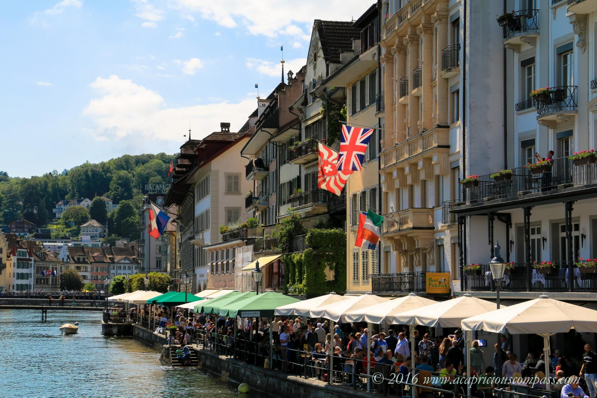 top things to do in lucerne